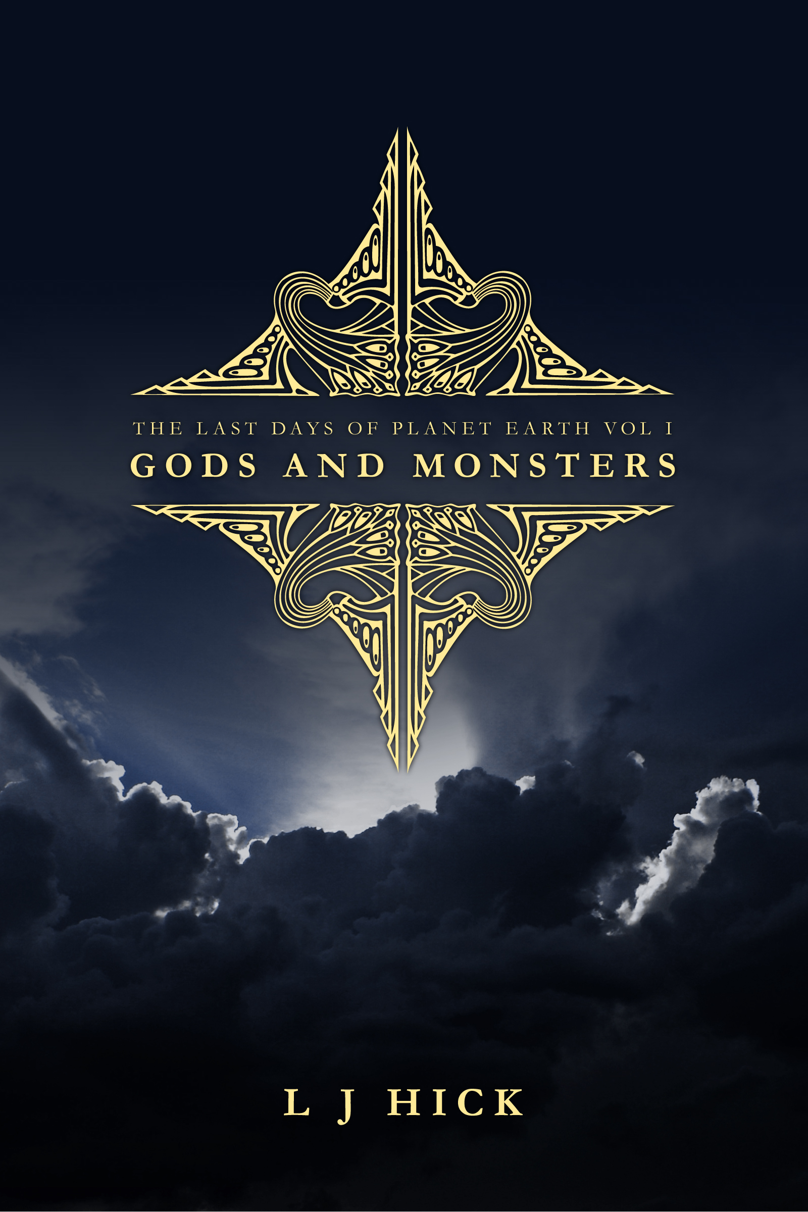 Gods and Monsters Gods and Monsters – The 1st Novel in The Last Days Of Planet Earth series.