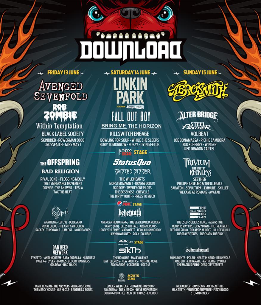 Download Festival 2014 image